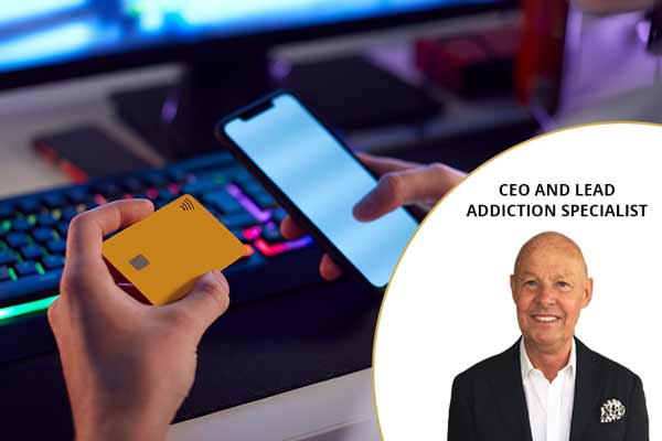 Online gambling company helps with addiction treatment